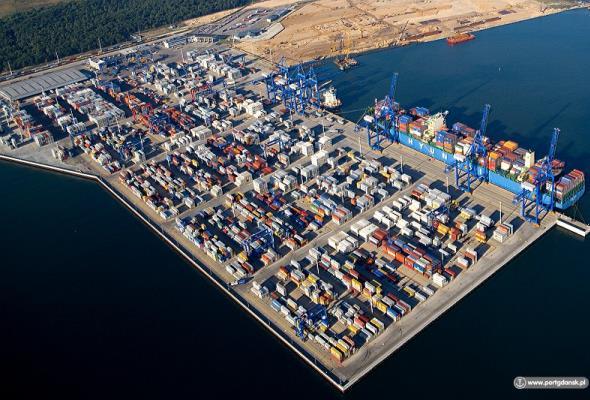 Port Gdańsk w I kwartale 2016 roku nie zwalnia tempa