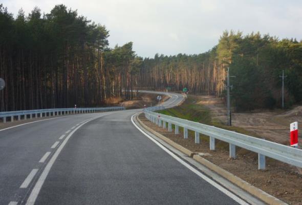 S3: Dojazd do węzła Marwice zostanie przebudowany