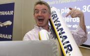 Ryanair: Dodatkowe samoloty w trzech bazach i połączenia z Okęcia