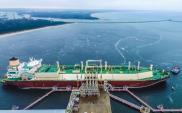 Świnoujście: Metanowiec z dostawą gazu otrzymał zgodę na wpłynięcie do terminalu LNG