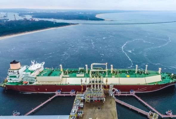Terminal LNG w Świnoujściu zostanie rozbudowany