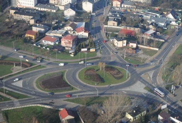 Rondo Sulejowskie w Piotrkowie Trybunalskim idzie do remontu
