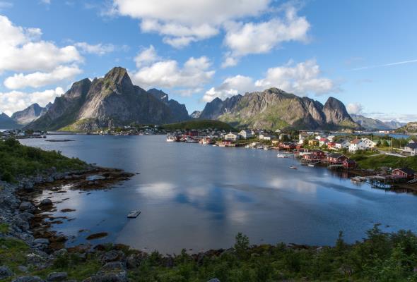 Strabag wybuduje tunel pod norweskimi górami
