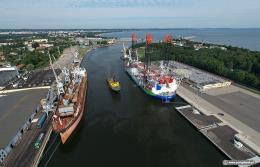 Port Gdańsk umocnił 6 pozycję na Bałtyku. Greinke: W 2018 liczymy na 5 miejsce