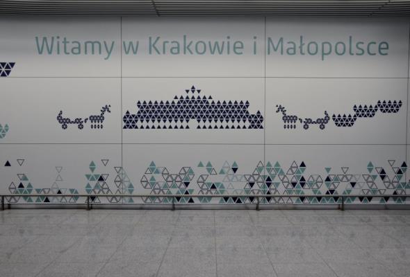 Koniec II części modernizacji terminalu Lotniska w Krakowie. Port gotowy na ŚDM