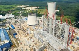 Budowa nowych bloków Elektrowni Opole na półmetku