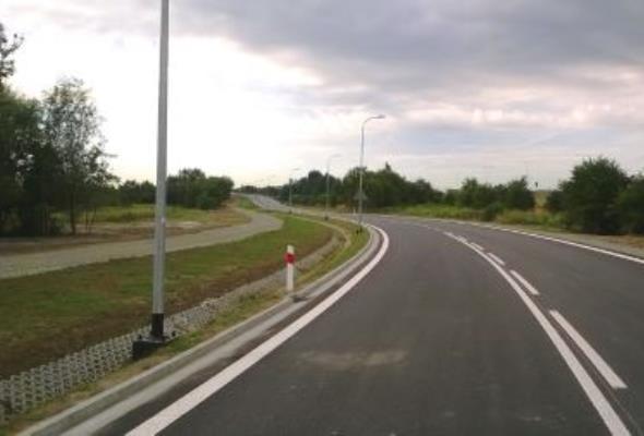 Kraków: Bielany z lokalną obwodnicą