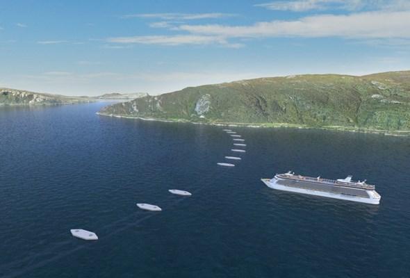 Przez fiordy w okamgnieniu. Czy w Norwegii powstanie pływający tunel?