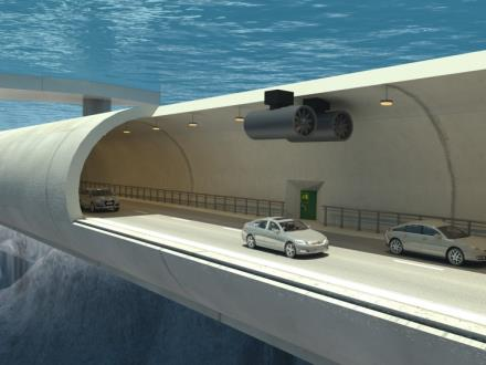 Przez fiordy w oka mgnieniu. Czy w Norwegii powstanie pływający tunel?