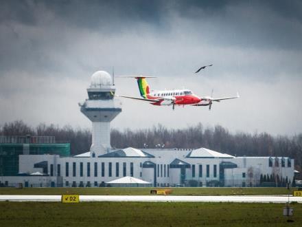 Polska przestrzeń lotnicza wkracza w XXI wiek. Pierwszy krok do systemu iTEC za nami