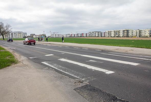 Warszawa: PORR zajmie się ul. Nowolazurową