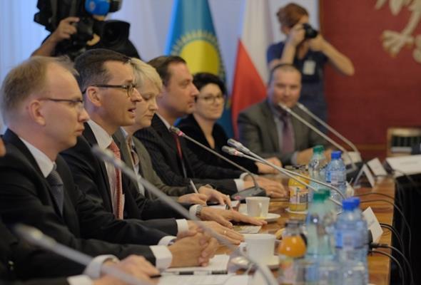 Transportowy problem na drodze polsko-kazachstańskiej współpracy. Czy uda się go rozwiązać?