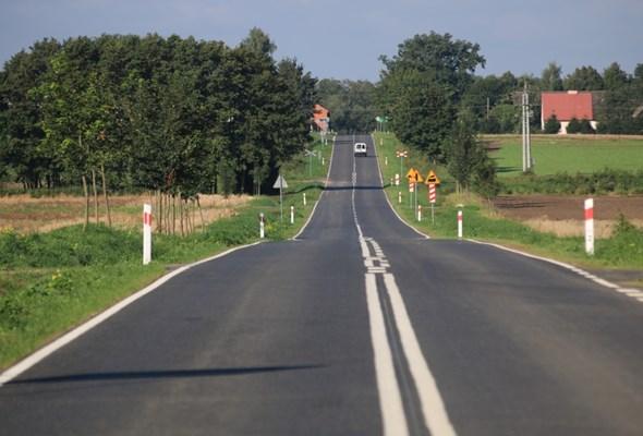 Opolskie: Nowe drogi na nowy rok