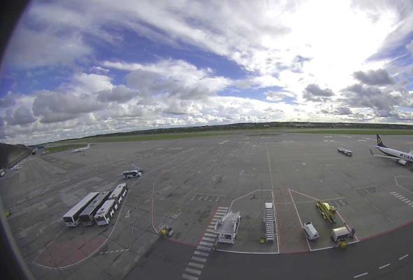 System ILS szybciej wróci na gdańskie lotnisko