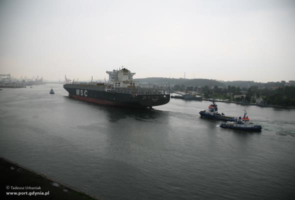 Port Gdynia: Port Community System to przede wszystkim integracja