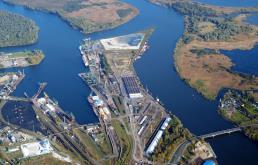 Port Szczecin: Pierwsze półrocze z dwucyfrowym wzrostem przeładunków