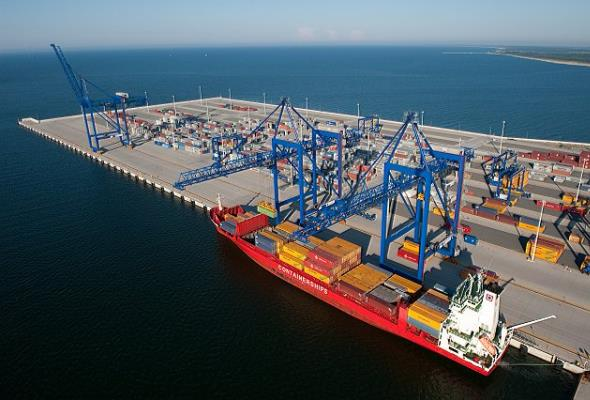 Kolej lubi Port Gdańsk, a Port Gdańsk lubi kolej