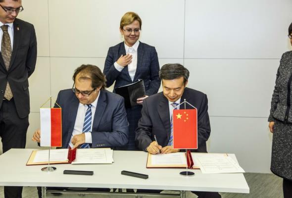 Zacieśnia się współpraca polsko-chińska