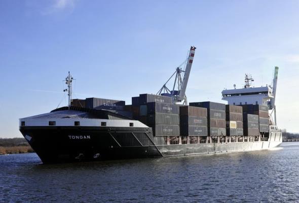 Port w Świnoujściu już niedługo będzie głębszy o 30 cm