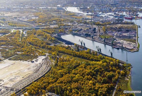 Port Gdańsk inwestuje w lądową infrastrukturę dostępową