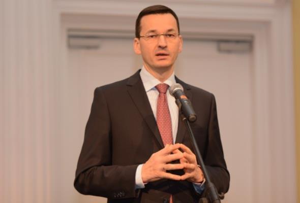Morawiecki: Wydajemy unijne pieniądze o 8000% szybciej