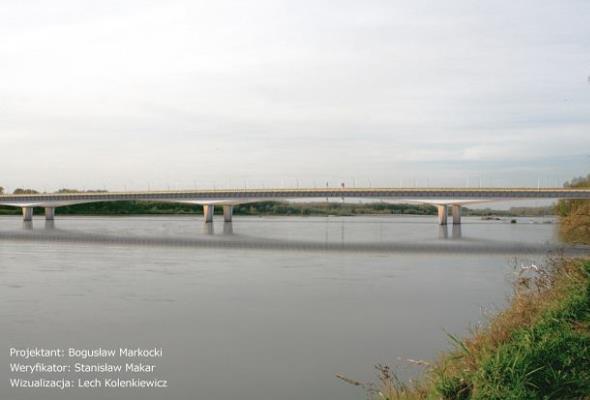 W 2020 roku stolica zyska dziewiąty most