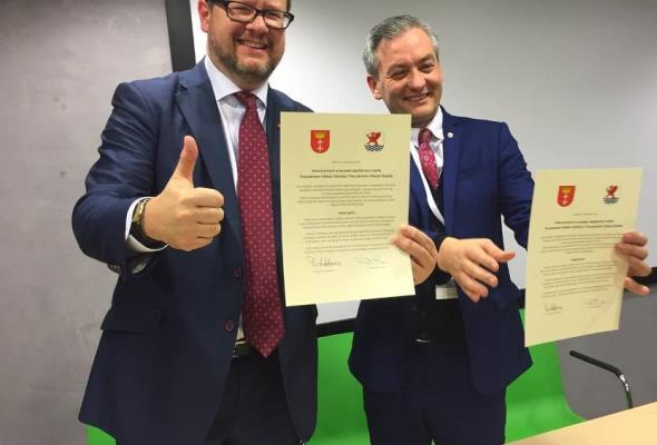 Gdańsk i Słupsk wspólnie lobbują w sprawie S6