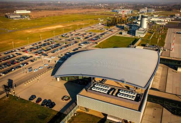 Podkarpackie: Rusza inwestycja budowy drogi do lotniska