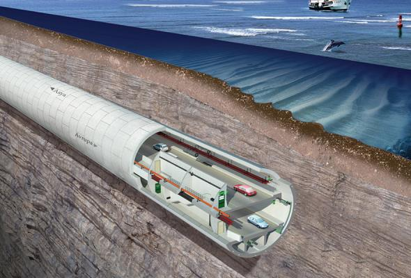 Turcja: Tunel Eurazja połączył kontynenty