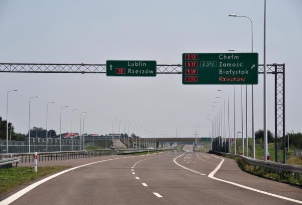 Lublin od nowego roku zamknięty dla ciężarówek