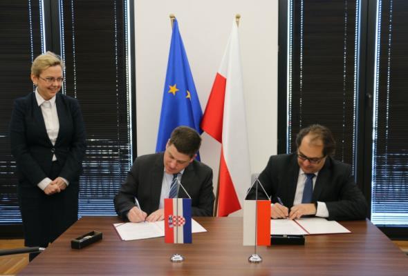 Trzy Morza łączą Polskę i Chorwację w gospodarce morskiej