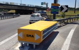 Bariery SMA – bufor, który uratuje życie na drodze
