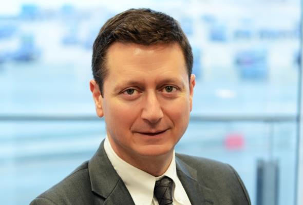 Cameron Thorpe: Rozwój DCT Gdańsk to rozwój Polski
