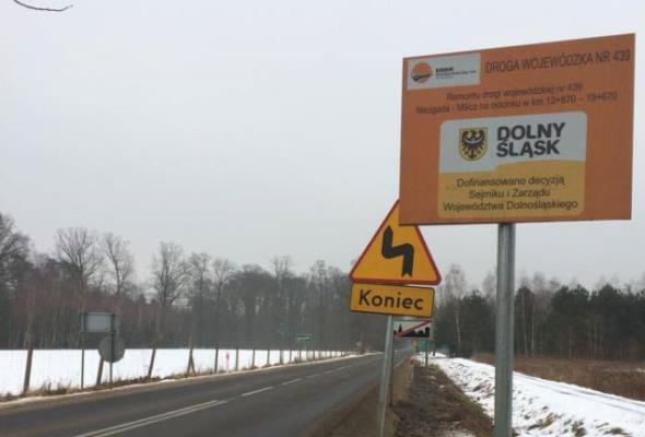 Dolnośląskie: W 2017 roku 368 mln zł na poprawę infrastruktury drogowej