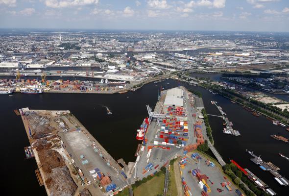 Tor wodny Łaby zostanie zmodernizowany dla potrzeb portu w Hamburgu