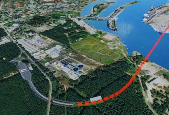Włosi wybudują tunel w Świnoujściu