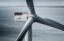 Duńska gigantyczna turbina wiatrowa, która bije rekordy produkcji energii