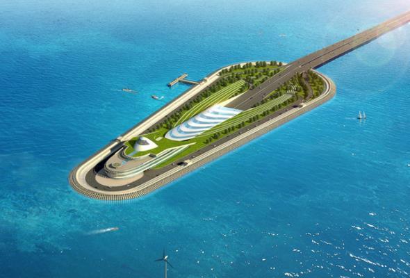 W tym roku powstanie ogromny tunelo-most z Hongkongu do Makau