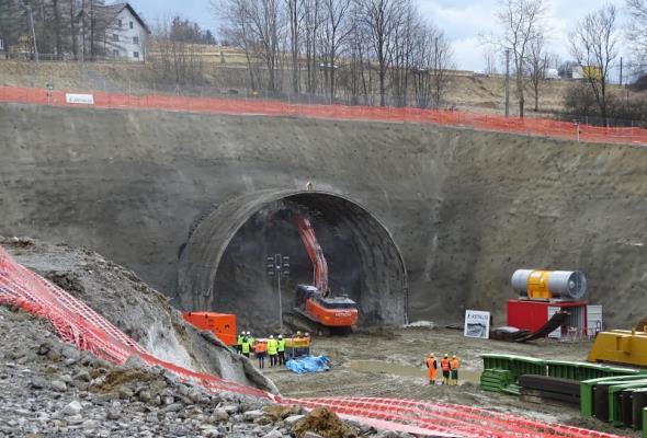 Tunel na Zakopiance: Włosi wybudują go po austriacku