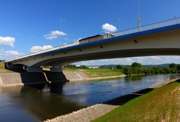 Podkarpackie: Skanska rozpoczyna drugi etap remontu mostu nad Wisłoką