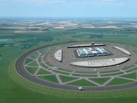 Czy niekończące się lotnisko ma sens?