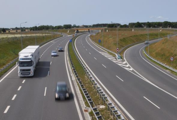 Zachodniopomorskie: W budowie 170 km ekspresówek