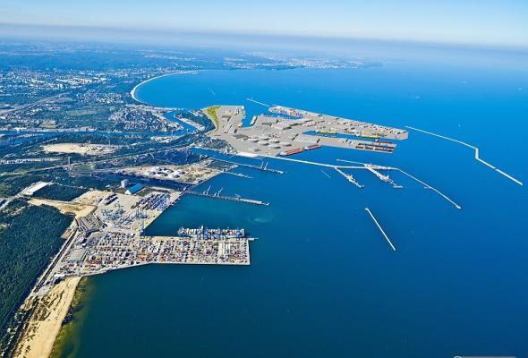 MGMiŻŚ: Port Centralny wzmocni całą polską gospodarkę morską