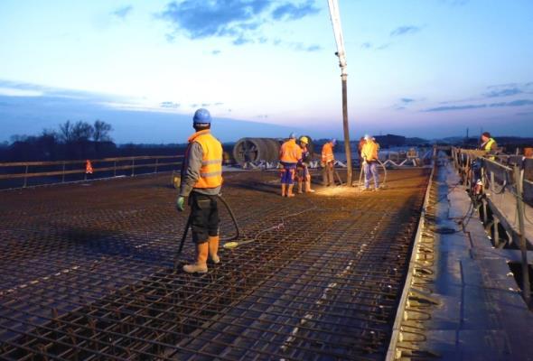 Szmit: A1 Częstochowa – Piotrków Trybunalski da 150 mln zł rocznie do KFD