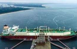 Gaz-System rozbuduje terminal LNG w Świnoujściu