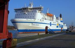 Czy port w Ystad dołączy do sieci TEN-T?