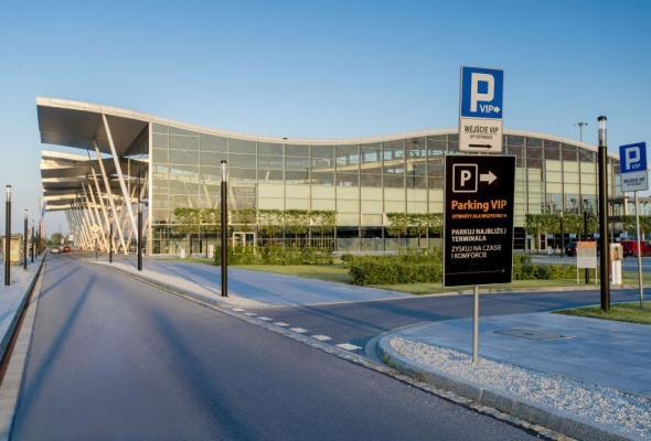Rośnie liczba pasażerów na wrocławskim lotnisku