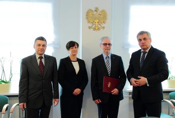 Tadeusz Grocholski nowym zastępcą prezesa PAŻP