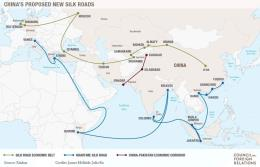 W 2020 roku Nowym Jedwabnym Szlakiem pojedzie 5 tys. pociągów