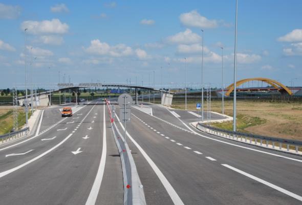 A1 Tuszyn – Częstochowa z potwierdzonym finansowaniem. Będzie przetarg